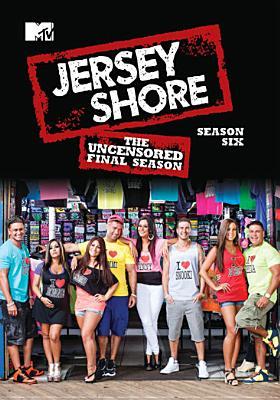 JERSEY SHORE:FINAL SEASON UNCENSORED BY JERSEY SHORE (DVD)